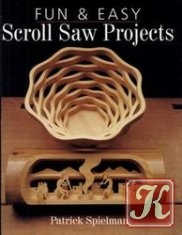Книга Fun & Easy Scroll Saw Projects