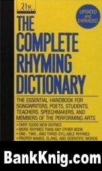 Книга The Complete Rhyming Dictionary Revised