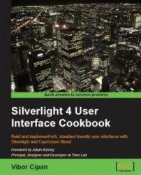 Книга Silverlight 4 User Interface Cookbook
