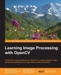 Книга Learning Image Processing with OpenCV