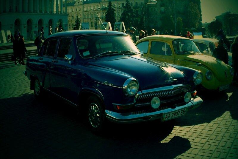Старая Волга