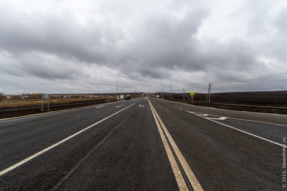 Строительство автодороги в обход Елшанки 23