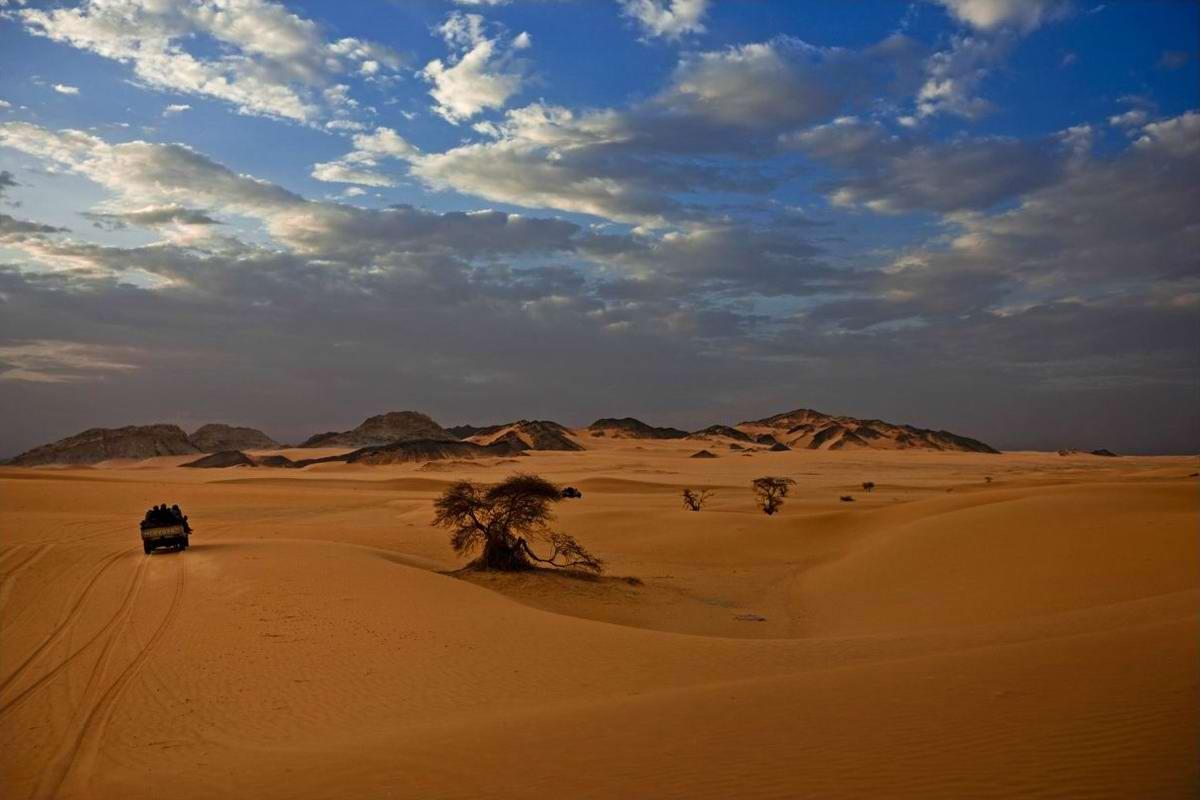 Воинственные североафриканские туареги на снимках фотографа из ЮАР Brent Stirton (9)