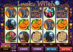 Lucky Witch бесплатно, без регистрации от Microgaming