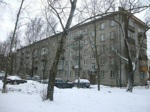 2-й рабфаковский пер. 20