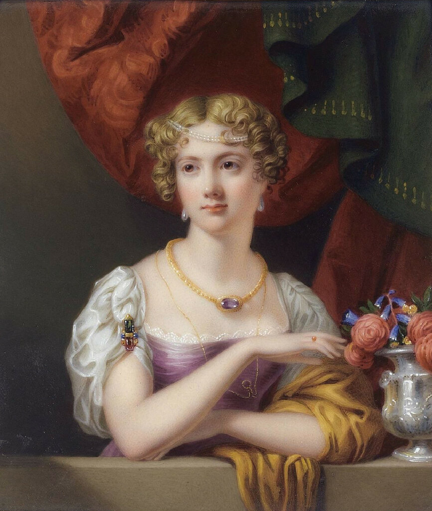 Georgiana Charlotte Quin (1794-1823)