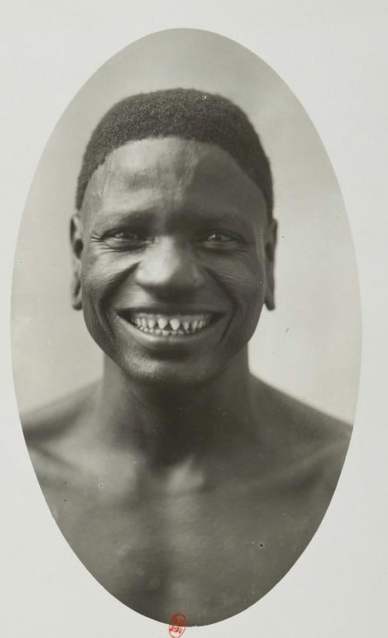Человек племени сомба
