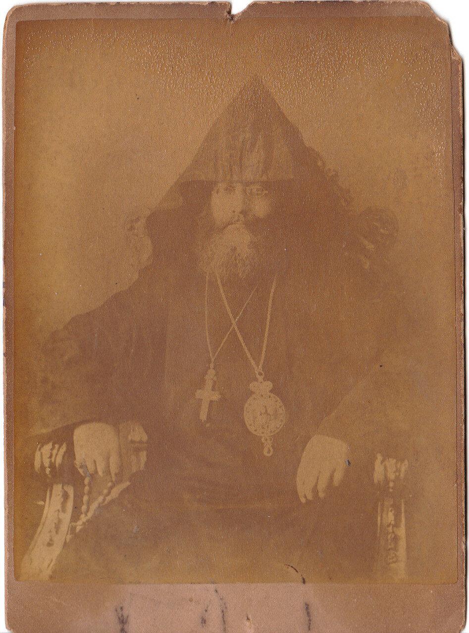 1886. Армянский предстоятель Езник Абахани. Оттоманская империя