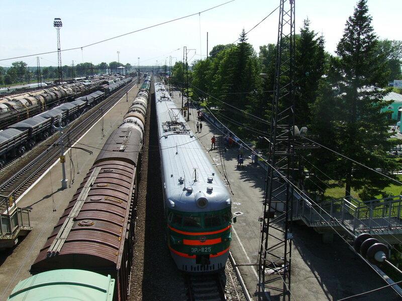 Станция Болотная