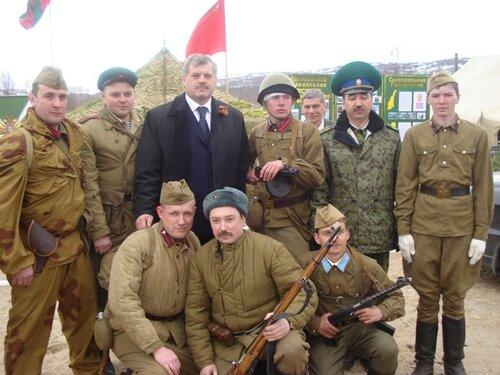 Дмитрий Дмитриенко - губернатор Мурманской области