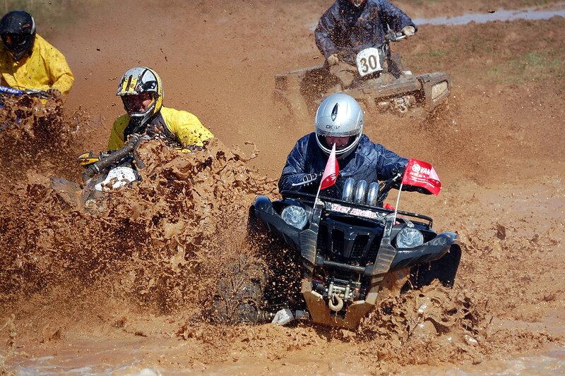 Первенство Удмуртии по внедорожным гонкам