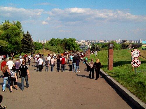 дорога национального музея войны
