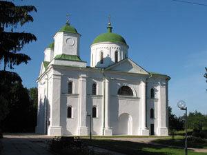 Канев.Георгиевский (Успенский) собор