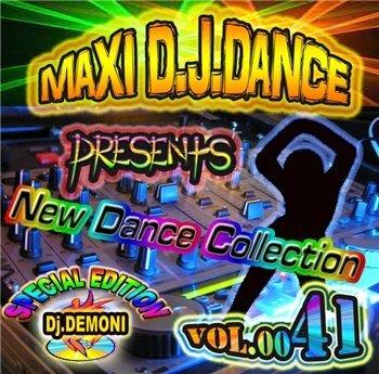 Maxi D.J. Dance vol.0041