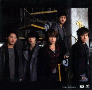 The Secret Code [2CD-DVD][4 яп. альбом] 0_24040_be730e7f_M
