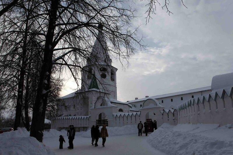 Суздаль - Панорама Кремля