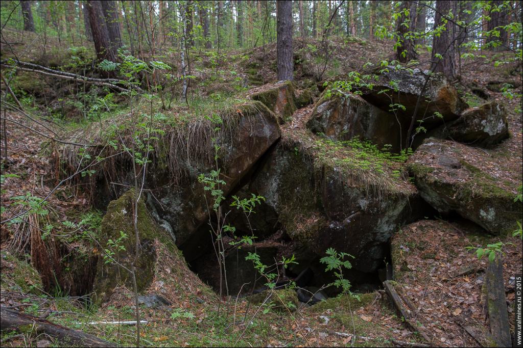 Шилово-Исетский рудник