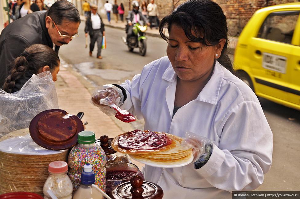 0 177dc9 4f620bbf orig День 201 202. Охота за туристической картой Боготы и многочасовые прогулки по историческому району Ла Канделария   La Candelaria