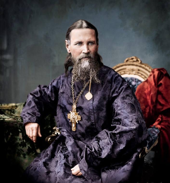 Про Новый год. Св. Иоанн Кронштадский