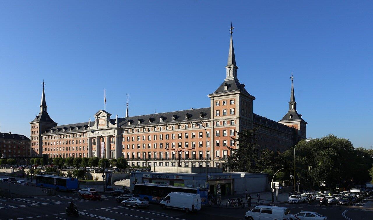 Aviation Ministry, Madrid