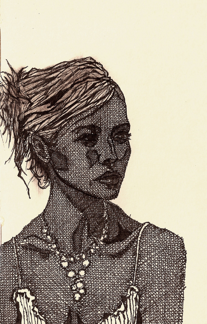 Одинокие девушки Захари Джонсон