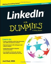 Книга LinkedIn For Dummies