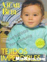 Журнал PLENA Ajuar del Bebé n°29
