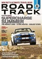 Журнал Road and Track №7 (июль), 2013 / US