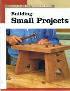 Книга Building Small Projects (New Best of Fine Woodworking)