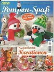 Журнал Anna Special  A131 2011 Pompon-Spaß