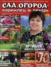 Журнал Сад, огород - кормилец и лекарь №9 (апрель 2012)