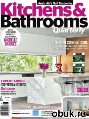 Книга Kitchens & Bathrooms Quarterly - Vol.19 No.02 (2012)
