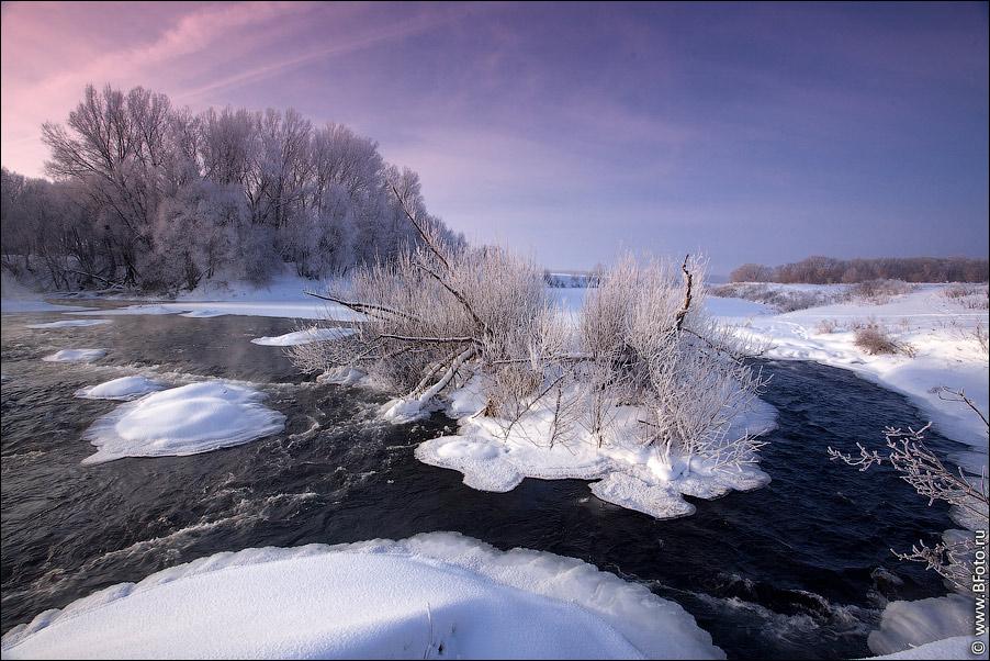 Река Красивая Меча