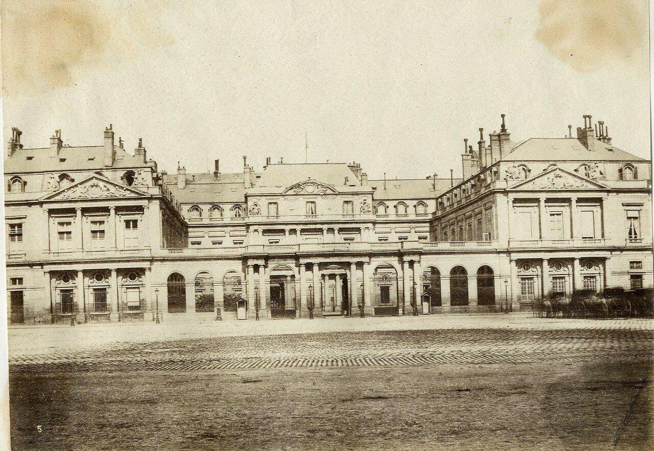 1880-е. Королевский дворец