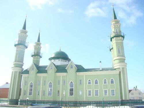 мечеть г. Стерлитамак, Башкортостан