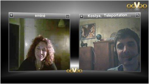 teleportation talk with Emine