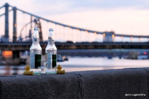 После двух бутылок