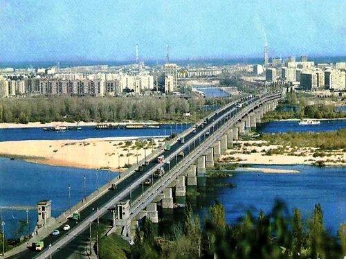 Мост имени Е.О.Патона
