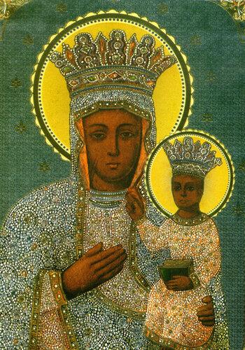Икона Гошевской Божьей Матери