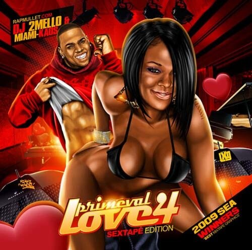 DJ 2Mello - Primeval Love 4 (2009)