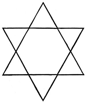 Jewish Symbols - Shield of David, Seal of Solomon