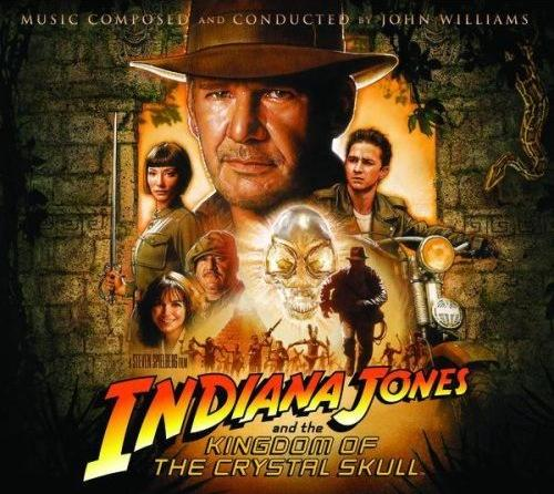Score Indiana Jones and the Kingdom of the Crystal Skull [lossless]