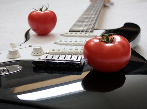 Сочный Stratocaster1