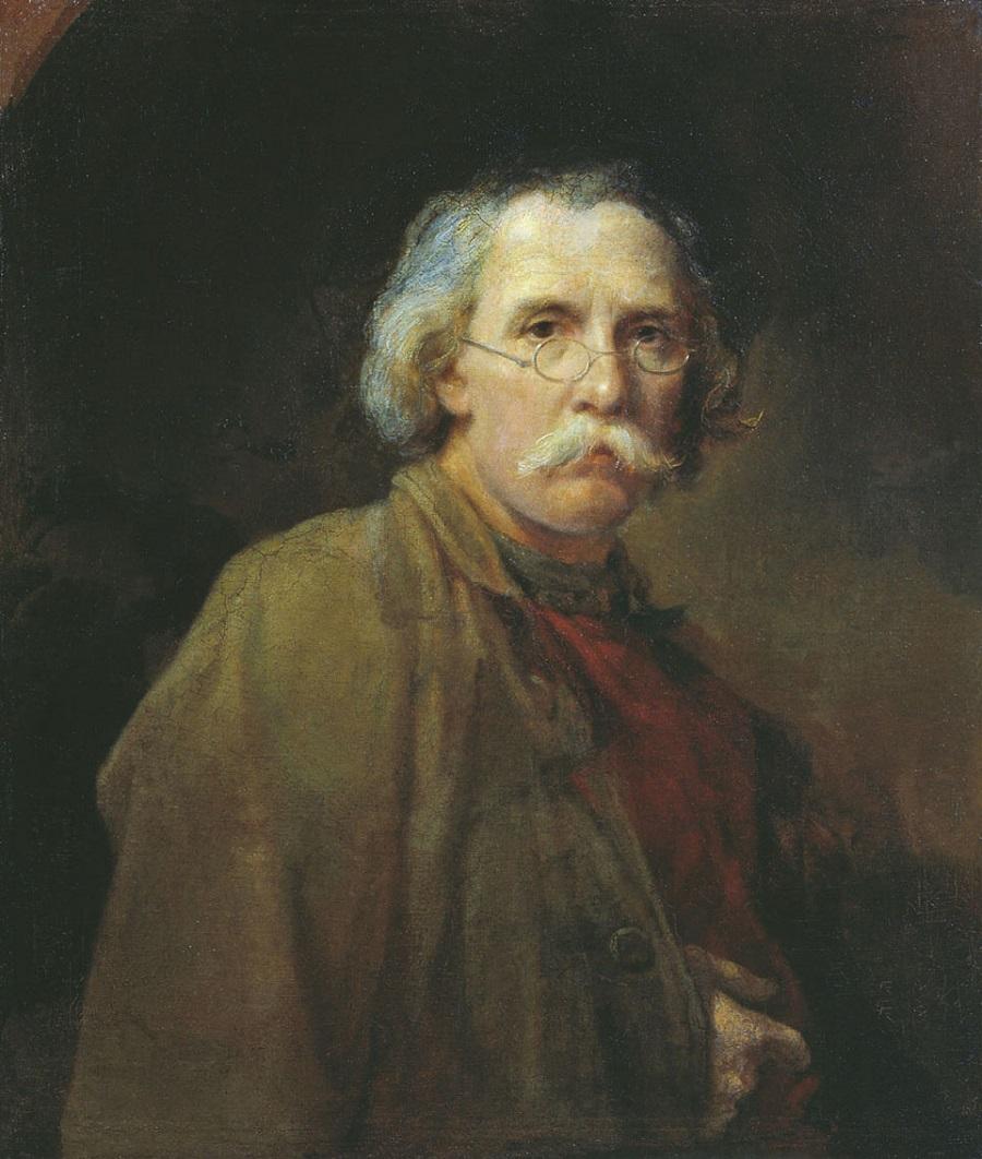 «Автопортрет» 1871 Холст, масло Нижегородский художественный музей.jpg