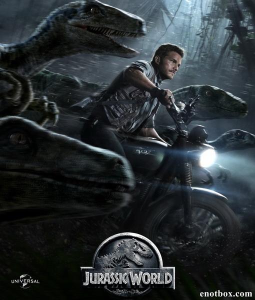 Мир Юрского периода / Jurassic World (2015/HDTV/HDTVRip)