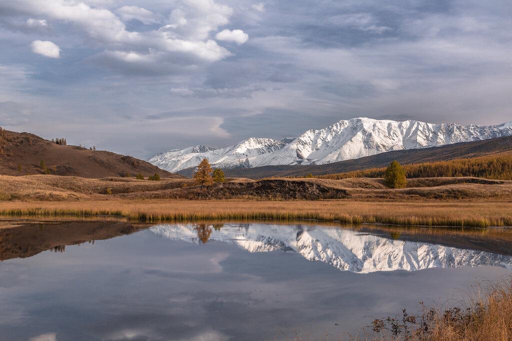 Урочище Ештыкёль, Горный Алтай