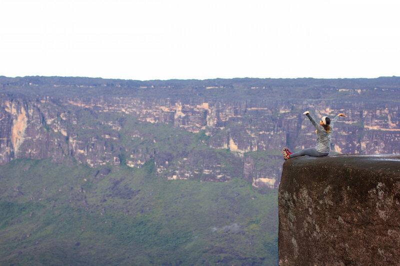 Фантастические виды на горе Рорайма в Южной Америке 0 14603f 92a6bc70 XL