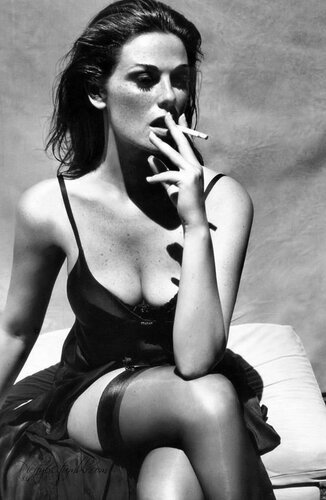 Vanessa Incontrada, a Spanish-born Italian actress and model