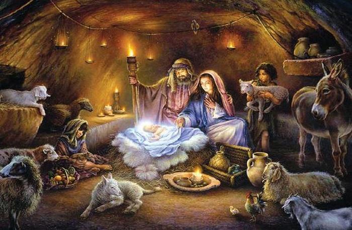 Интересные традиции празднования Рождества Христова