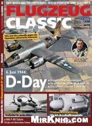 Журнал Flugzeug Classic Juni 06/2014